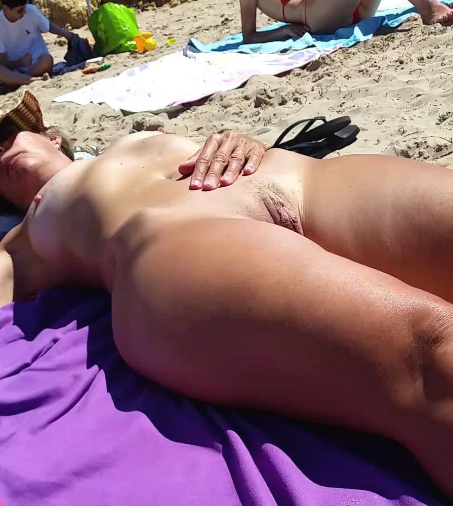 Here not great cuckold exhibition beach nude with